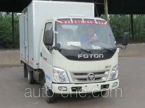 Foton BJ5031XXY-AK box van truck