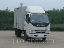 Foton BJ5031XXY-BB box van truck