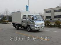 Foton BJ5032XXY-B3 box van truck