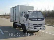 Foton BJ5032XXY-AE box van truck