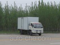 Foton BJ5032XXY-D2 box van truck