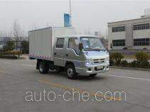福田牌BJ5032XXY-E3型厢式运输车