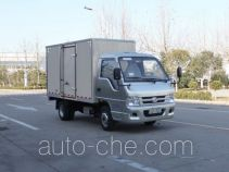 福田牌BJ5032XXY-AB型厢式运输车