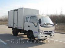 福田牌BJ5032XXY-GL型厢式运输车