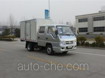 福田牌BJ5032XXY-N5型厢式运输车