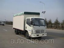 Foton BJ5033CPY-A1 soft top box van truck
