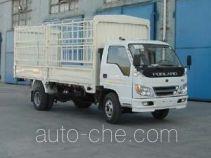 Foton Forland BJ5033V3BB4-4 грузовик с решетчатым тент-каркасом