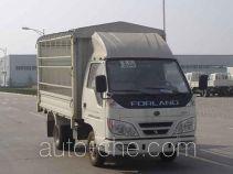 Foton Forland BJ5033V3BE6-6 грузовик с решетчатым тент-каркасом
