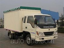 Foton BJ5033V3CD6-S1 soft top box van truck