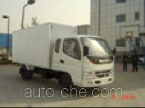 奥铃牌BJ5033V3CEA-B3型厢式运输车