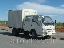 Foton Forland BJ5033V3DB4-8 soft top box van truck