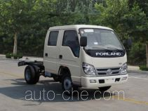 Foton BJ5033XXY-B1 van truck chassis