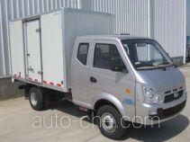 黑豹牌BJ5025XXYP10FS型厢式运输车