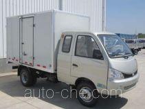 黑豹牌BJ5036XXYP20FS型厢式运输车