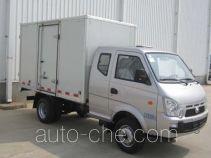 黑豹牌BJ5025XXYP50JS型厢式运输车