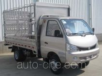 Heibao BJ5036CCYD30JS грузовик с решетчатым тент-каркасом
