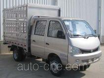 Heibao BJ5036CCYW30JS грузовик с решетчатым тент-каркасом