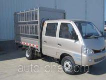 Heibao BJ5036CCYW31GS грузовик с решетчатым тент-каркасом