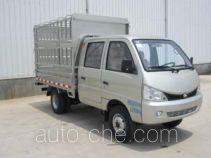 Heibao BJ5026CCYW50GS грузовик с решетчатым тент-каркасом