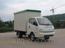 Foton BJ5036CPY-F soft top box van truck