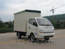 Foton BJ5036CPY-P soft top box van truck