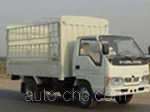Foton Forland BJ5036V3BB6-3 грузовик с решетчатым тент-каркасом