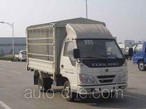 Foton Forland BJ5036V3BE6-7 грузовик с решетчатым тент-каркасом