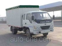 Foton BJ5036V3CD4-S1 soft top box van truck