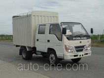 Foton Forland BJ5036V3DB3-2 soft top box van truck