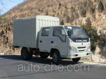 Foton Forland BJ5036V3DEA-3 soft top box van truck
