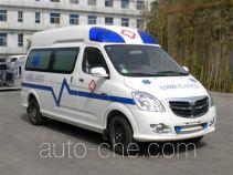Foton BJ5036XJH-4 автомобиль скорой медицинской помощи