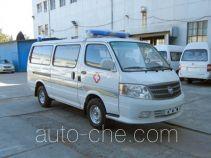 福田牌BJ5036XJH-XF型救护车