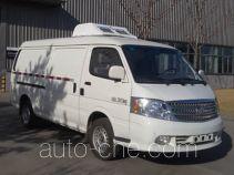 福田牌BJ5036XLC-V1型冷藏车