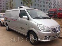 Foton BJ5036XLC-XC refrigerated truck