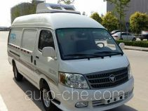 Foton BJ5036XLC-XF refrigerated truck
