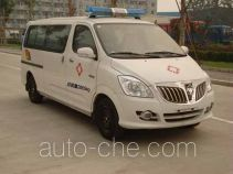 Foton cold chain vaccine transport medical vehicle