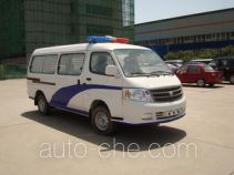 Foton BJ5036XQC-S3 prisoner transport vehicle