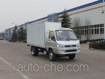 Foton BJ5036XXY-AB box van truck