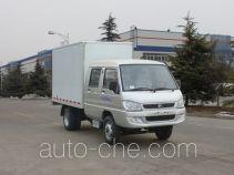 Foton BJ5036XXY-AC box van truck