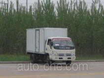 福田牌BJ5036XXY-D1型厢式运输车