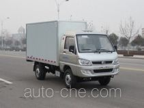Foton BJ5036XXY-GA box van truck