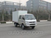 福田牌BJ5036XXY-GB型厢式运输车