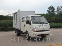Foton BJ5036XXY-K3 box van truck