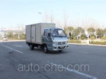 Foton BJ5036XXY-M5 box van truck