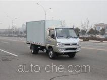 Foton BJ5036XXY-N1 box van truck
