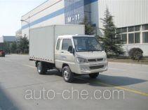 Foton BJ5036XXY-N2 box van truck