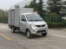 Foton BJ5036XXY-T5 box van truck