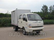 Foton BJ5036XXY-Y4 box van truck