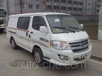 福田牌BJ5036XXY-V3型厢式运输车