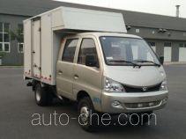 Heibao BJ5026XXYW50TS box van truck